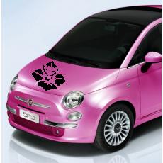 Sticker Auto Capota 2