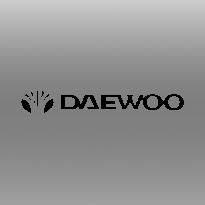 Emblema Daewoo