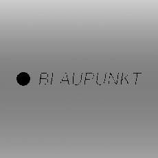 Emblema Blaupunkt