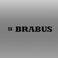 Emblema Brabus