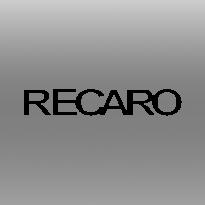 Emblema Recaro