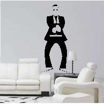Sticker Perete Living 72-Gangnam Style