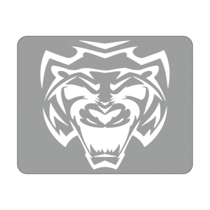 Sticker Laptop Tiger