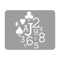 Sticker Laptop Poker