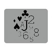 Sticker Laptop Poker