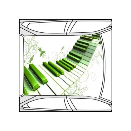 Colantare Plafon Green,montaj inclus
