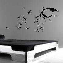 Sticker Perete Dormitor 12