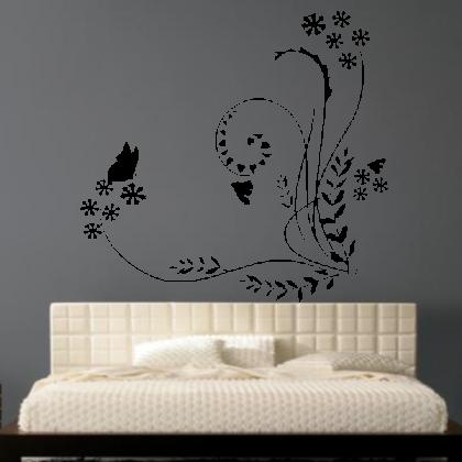 Sticker Perete Dormitor 91
