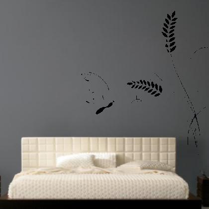 Sticker Perete Dormitor 86
