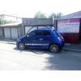 Dungi Laterale Autocolante Fiat 500 Abarth