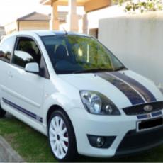 Dungi Ford Fiesta ST, montaj inclus