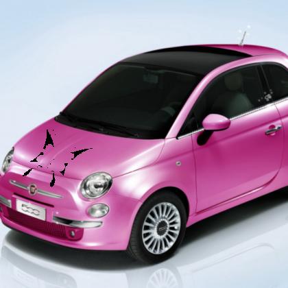 Sticker Auto Capota 1