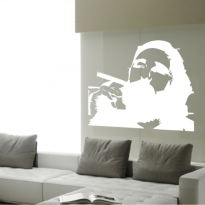 Sticker Perete Living 52-Castro