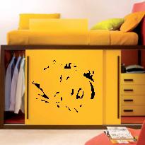 Sticker Perete Dormitor 69-Marilyn Monroe