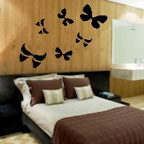 Sticker Perete Dormitor 66