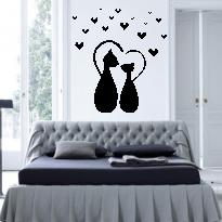 Sticker Perete dormitor 64