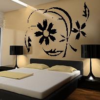Sticker Perete Dormitor 46