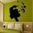 Sticker Perete Dormitor 50