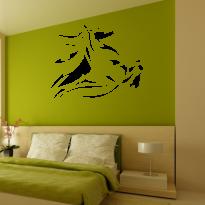 Sticker Perete Dormitor 49