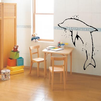 Sticker Delfin