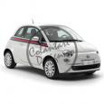 Dungi Autocolante Fiat 500 by Gucci
