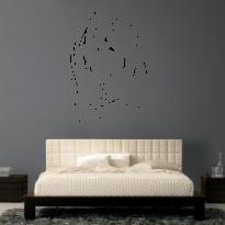 Sticker Perete dormitor 7