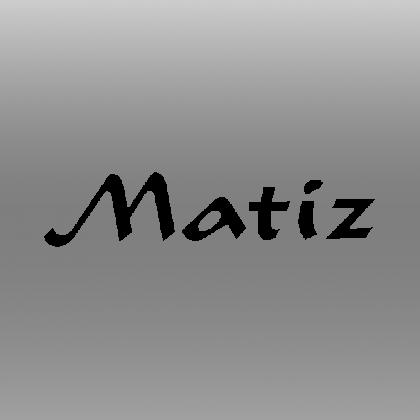 Emblema Matiz