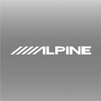 Emblema Alpine