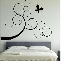 Sticker Perete Dormitor 83
