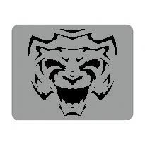 Sticker Laptop Tiger