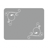 Sticker Laptop Elegant