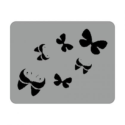 Sticker Laptop Fluturi 1