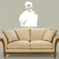 Sticker Perete Living 50-Elvis