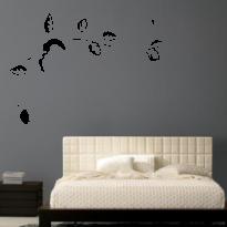 Sticker Perete Dormitor 61