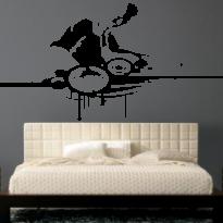 Sticker Perete Dormitor 53